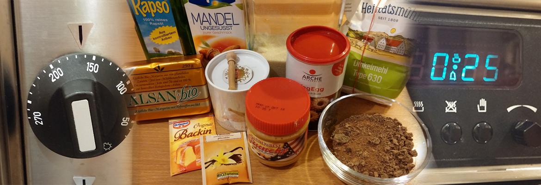 Zubereitung der Schoko-Peanut-Cookies