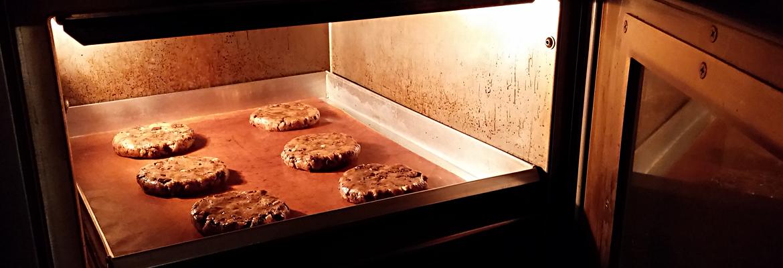 aromatische Cookies für alle Erdnuss, Schoko und Cookie Fans!