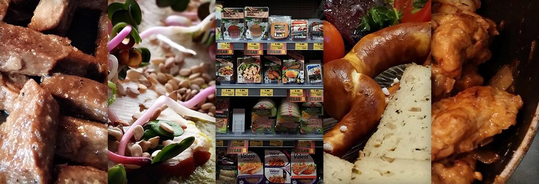 Fleisch-Alternativen